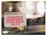 Programa No. 11 2015 - Financiamiento Político
