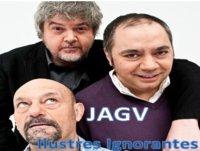 JAGV Ilustres Ignorantes - La Mente Humana (29/04/15)