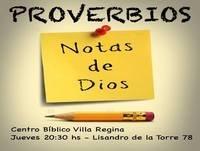 Proverbios 5 - De malas mujeres y hombres insensatos - PROS7