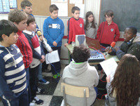 Escolas sen Racismo 2014/15 - Colexio Juventud - para Bissau