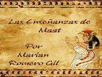 Las enseñanzas de Maat 17x7 Cuento de Ruben Mira Pascual, el sexo en el Antiguo Egipto