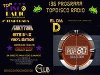 El Dia D - Tecno Pop 80'S Vol1 - Topdisco Radio