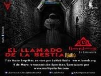 El Llamado de la Bestia Radio programa, Entrevista con HAQQ ED DUMM de 7/05/2015