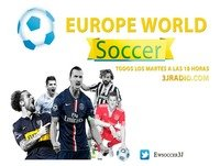 Europe World Soccer: Programa nº 3 - Martes 12 Mayo 2015