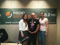 Carros de Foc en Radio San Vicente (05/05/15)