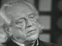"""Rafael Alberti - Entrevista en el programa """"A fondo"""" (TVE, 1977)"""