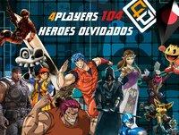 4Players 104 Heroes que se han quedado en el olvido