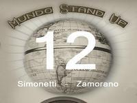 Mundo stand Up - 12 - Federico Simonetti - Felipe Sanchez