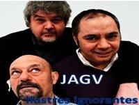 JAGV Ilustres Ignorantes - La Caja Tonta (17/04/15)