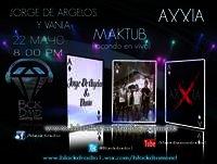 Black Diamond 23/05/15 Jorge Argelos & Vania Y Maktub