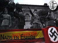 Cuadernos de Bitácora 51 - Nazis en España durante la II Guerra Mundial