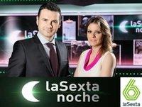 """LA SEXTA NOCHE (23 Mayo 2015) """"Cristina Almeida y Juan Diego"""""""