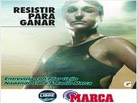 Tri-Campeona Mundial de natación Pilar Geijo (Gran PRIX-FINA-OW)