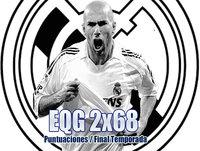 Podcast EQG 2X68 Especial Puntuaciones - Final de Temporada