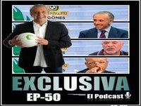 Exclusiva El Podcast EP- 50 Pedrerol, Benítez, La Portería del Madrid, François Gallardo y más….