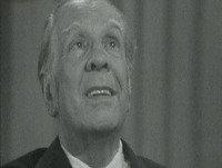 Jorge Luis Borges - Entrevista en el programa