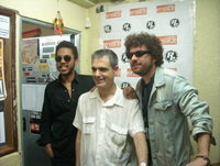 Otra Semana Musical en Radio Enlace (01/06/2015) Entrevista acústica a Besos Robados