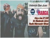 Valenti San Juan ¿Nadador?