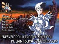 4x32 Caballeros del Zodiaco: Manga · Tamashii Summer · Astronomía · ¿Desvelada la trama de Soul of Gold?