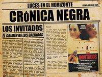 Luces en el Horizonte: Crónica Negra 4 - El crimen de Los Galindos (Los invitados)