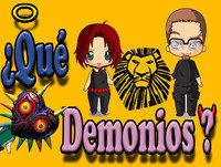 ¿Qué Demonios? Podcast ep. 1 El rey león