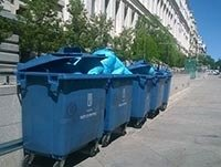La democracia a la basura