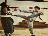 30 días de artes marciales # 4- Hapkido- Escuela de kung fu (Wong Fung,1972)