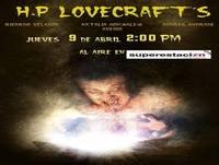 Los Pasajeros Del Nostromo- Programa 14 H.P Lovecraft.