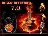 DISCO INFIERNO 7.0 (05 06 2015) - Versionadas / Canciones con Leyenda (One, Metallica), Monográfico Oasis