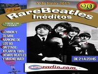 RareBeatles 90 -NUEVA RADIO 325RADIO 05-06-2015
