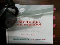 LA SER - Medicina en español - Gabriel Cabrera