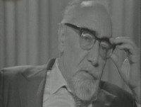 """Ramón J. Sender - Entrevista en el programa """"A fondo"""" (TVE, 1976)"""