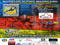 Trail Bites TT. Previa Maratón Alpino Madrileño.