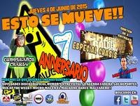 E.S.M_7º Aniversario+Cumple Charly+Fiesta Chasis+I LOVE THUNDERDOME by Dj Nau