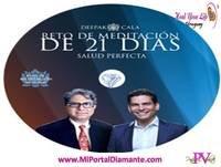 20 MEDITACION - LA SALUD PERFECTA 20 por DEEPAK CHOPRA
