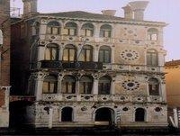 El palacio Ca Dario en Venecia