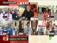"""Especial AL ROJO VIVO (13 Junio 2015) """"Constitución de los Ayuntamientos"""""""