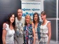 65 Programa Más Allá de la Tierra Radio, Sonia Arcos Rosa María Vargas y Eva Bailón Almas Gemelas 10/06/15.