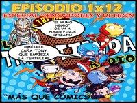 LA TRASTIENDA RADIO 1x12 - ESPECIAL AVENGERS - Los Vengadores La Era De Ultrón