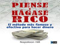 MEX-02 Napoleon Hill,Piense Y Hágase Rico (D2)