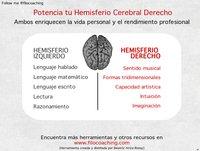 Consulta a tu hemisferio derecho y aumenta tu rendimiento mental