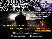 La Calavera - En vivo por Mc Radio - Mitografia y el viaje del heroe