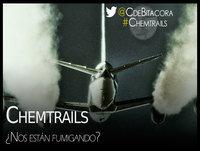 Cuadernos de Bitácora 52: Chemtrails ¿Nos están fumigando?