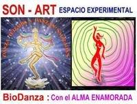 Con el ALMA ENAMORADA - Musica para BioDanza, Meditación en Movimiento, Expresión Corporal y Creatividad - SON.ART