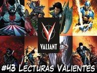 CVB Tomos y Grapas, Cómics - Capítulo # 43 - Lecturas Valientes