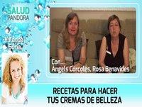 Recetas para hacer tus Cremas de Belleza por Rosa Benavides, Àngels Córcoles y Yolanda Soria