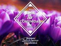 Ama Tu Comunidad – Edisson Martinez V.