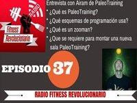 Episodio 37: Airam Fernández sobre PaleoTraining, Programación del entrenamiento, Zoomanos y más