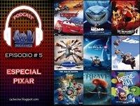 El podcast de C&R - Especial PIXAR: Crítica de DEL REVÉS (INSIDE OUT)