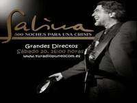 Joaquín Sabina, 500 Noches Para una Crisis (Emisión 20 06 2015)
